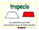 trapezoid/trapecio geom 2-way blue/verde