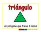 triangle/triangulo geom 2-way blue/rojo