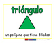 triangle/triangulo geom 2-way blue/verde
