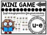 u-e Magic E Phonics Game