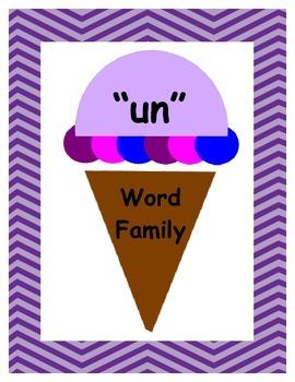 un Word Family