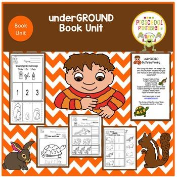 underGROUND Book Unit