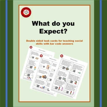 Unexpected and Expected Behavior Task Cards