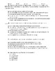 unit 10 test - energy and kinetics