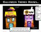Halloween Haunted House Craft ::  Halloween Craft ::  Paper Bag Crafts