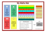 upper primary maths mat