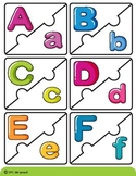 uppercase to lowercase alphabets free puzzle