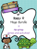 ur Bossy R Mega Bundle! [11 no-prep games and activities]