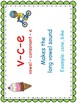 v-c-e *magic e* spelling activity FREEBIE - a-e