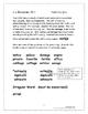 v-e Exceptions 10.1 Supplemental Homework Packet