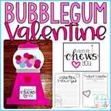 Valentine's Day Craft | Bubblegum Craft