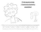 valentine positional words
