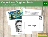 van Gogh (Vincent) Art Book