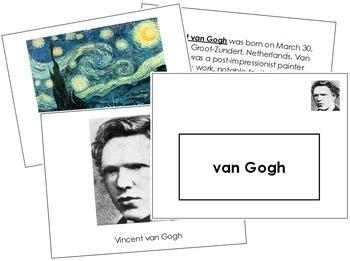 van Gogh (Vincent) Art Book