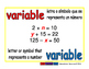 variable/variable prim 1-way blue/rojo