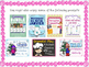 Valentine's Day Mini Reader, Vocabulary Cards & Reading As