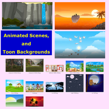 VECTORMAZE- Over 700 images, Backgrounds, and more for TPT Sellers / Teacher