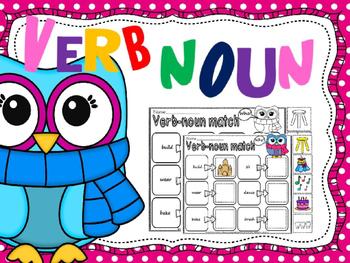verb and noun match
