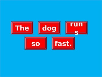 verbs identification exercise