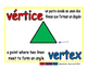 vertex/vertice geom 1-way blue/rojo