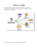 visual clues for inference