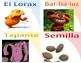 vocabulario de el lorax
