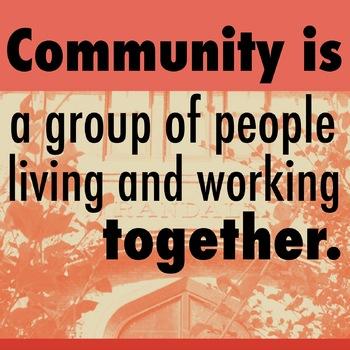 vocabulary: community