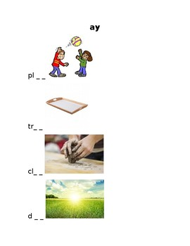 vowel digraphs worksheets