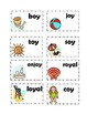 vowel sound /oi/ oi, and oy cards