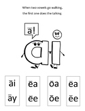 vowel sounds & q and u