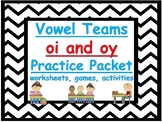 oi and oy vowel teams