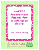 waKIDS Assessment Packet for Washington State