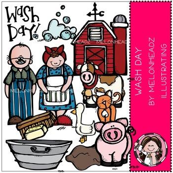 Wash Day by Melonheadz