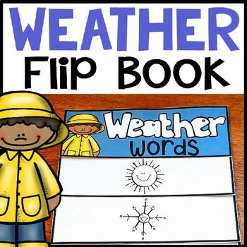 weather flip book
