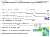 weather quiz