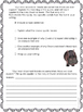 Owen and Mzee--Writing Prompt-Journeys Grade 4-Lesson 24