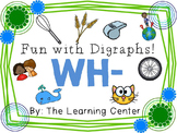 /wh/ Digraph Activity Pack