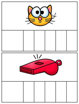 wh Digraph Word Work Activities