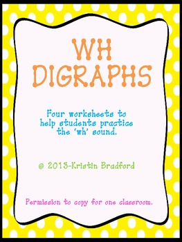wh digraphs
