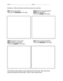 wh questions graphic organizer