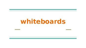 whiteboard activity avancemos 1 unidad 1 ( exit ticket included!)
