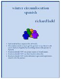winter circumlocution SPANISH