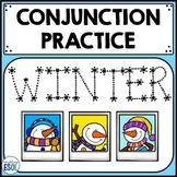 winter conjunctions practice