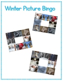 winter picture bingo