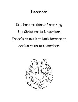 winter poem book