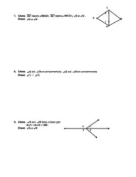 with FREE videos and flashcard Geometry Basic Beginning First Vocabulary Proofs