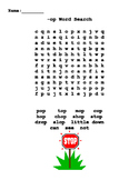 word family wordsearch