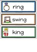 word wall ing family(free)