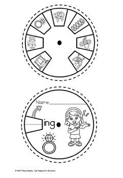 word wheel ing family