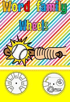 word wheel it family (free)